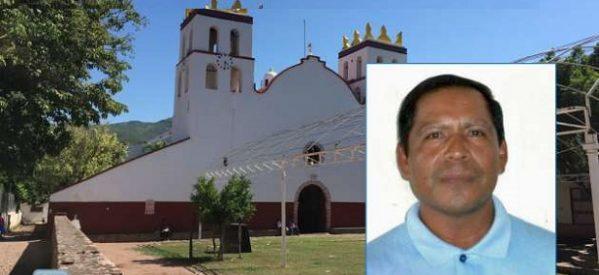Asesinan a sacerdote en Nayarit