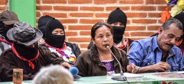 La Ascensión y el Concejo Indígena de Gobierno