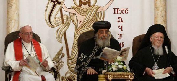 Egipto, nueva tierra del ecumenismo