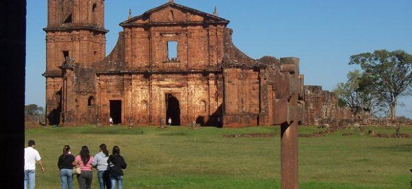 Visitando las antiguas misiones jesuíticas del Paraguay