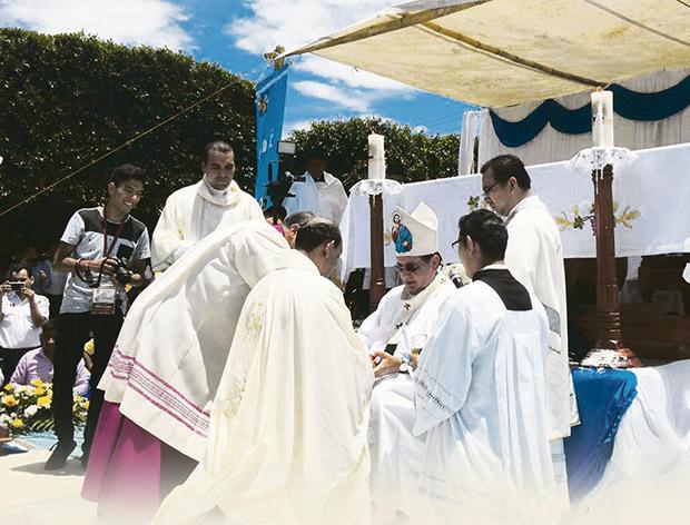 Un nuevo sacerdote para Cristo