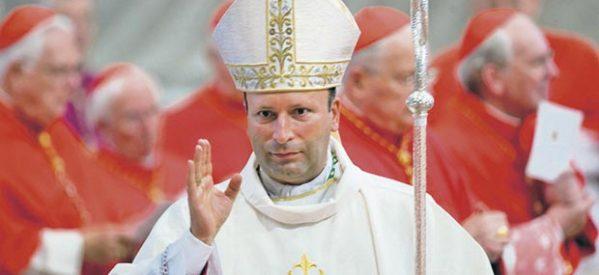 Monseñor Franco Coppola: De la tranquilidad de un seminario a las zonas de conflicto