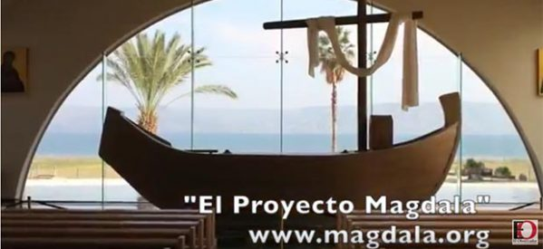 """""""El Proyecto Magdala"""" se fortalece"""