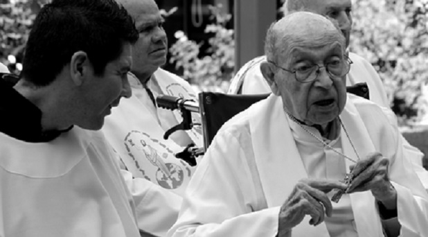 """Murió """"el obispo contento"""", Monseñor José Trinidad Sepúlveda"""