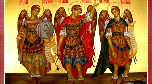 """Los ángeles, """"hermanos"""" del los hombres en el camino a la salvación"""