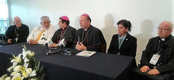 Urge construir en México un nuevo tejido social desde la familia: Nuncio