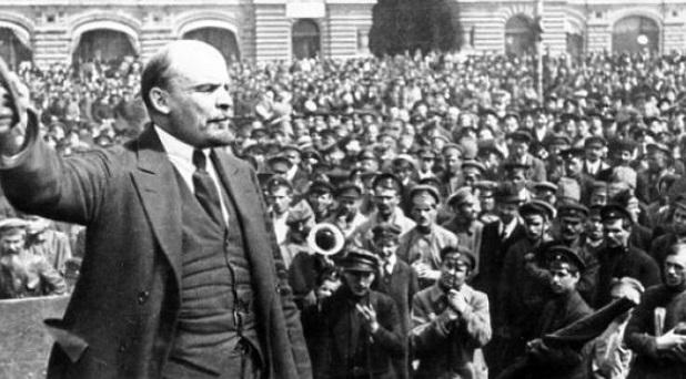 Revolución rusa, 100 años después