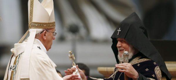 Visitará por primera vez México el Patriarca de los armenios Karekin II