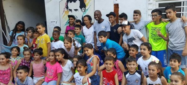 Acogida de refugiados en Turquía