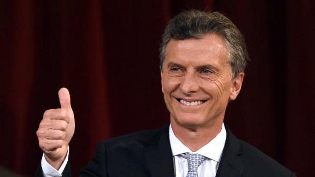 El maratón de Macri