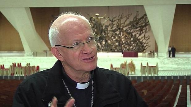 """""""Me esmeraré en ser Buen Pastor con Cristo y como Cristo"""": Monseñor Rodrigo Aguilar Martínez"""