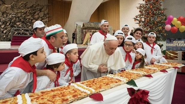 Necesario custodiar la alegría de los niños: Francisco