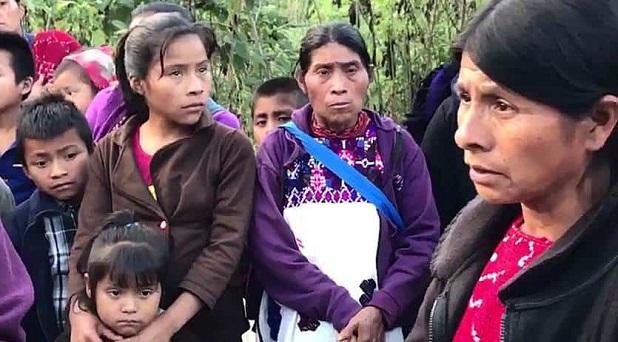 """Riesgo de un nuevo """"Acteal"""" en Chiapas"""