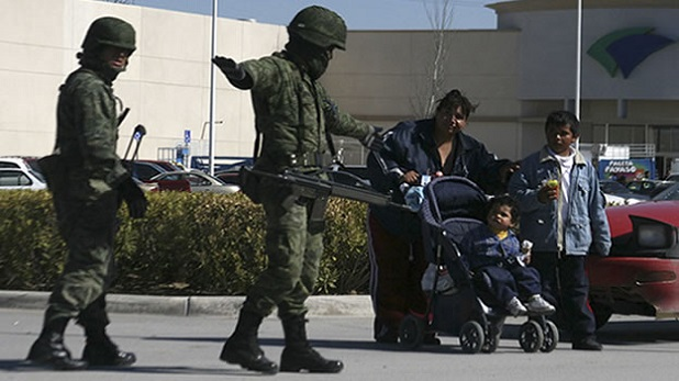 El Ejército ¿en las calles o en el cuartel?