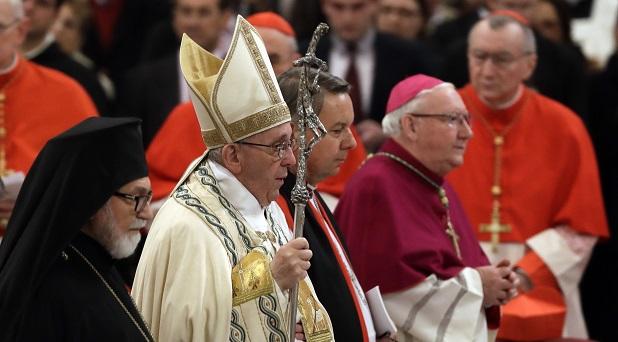 Papa clausura actividades de la Semana de oración por la unidad de los cristianos