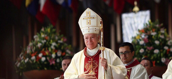 Cardenal Aguiar, tres acentos para su primado en México