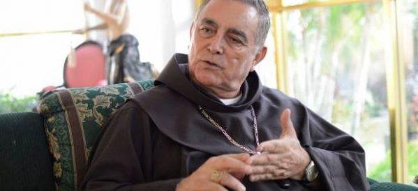 Obispo Rangel: Gobernación me pidió callar pero mi obligación es alzar la voz