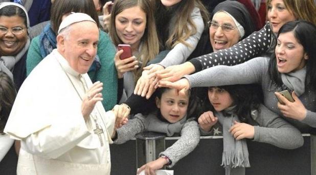 ¿Qué piensa el Papa sobre la mujer?