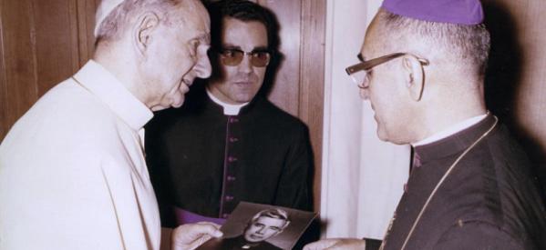 Pablo VI y Romero: la razón y el compromiso social