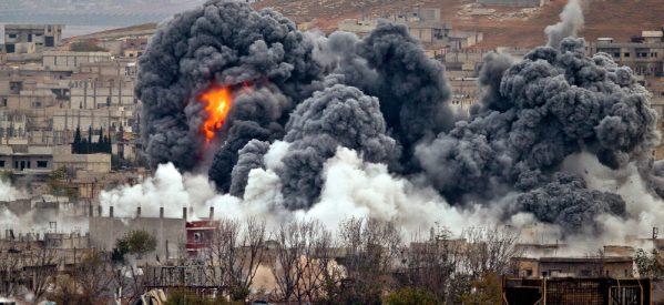 Siria: geopolítica y religiones