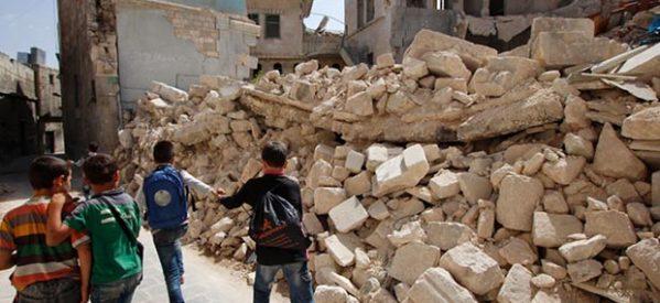Alepo se queda sin cristianos