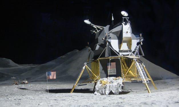 La fe de los astronautas