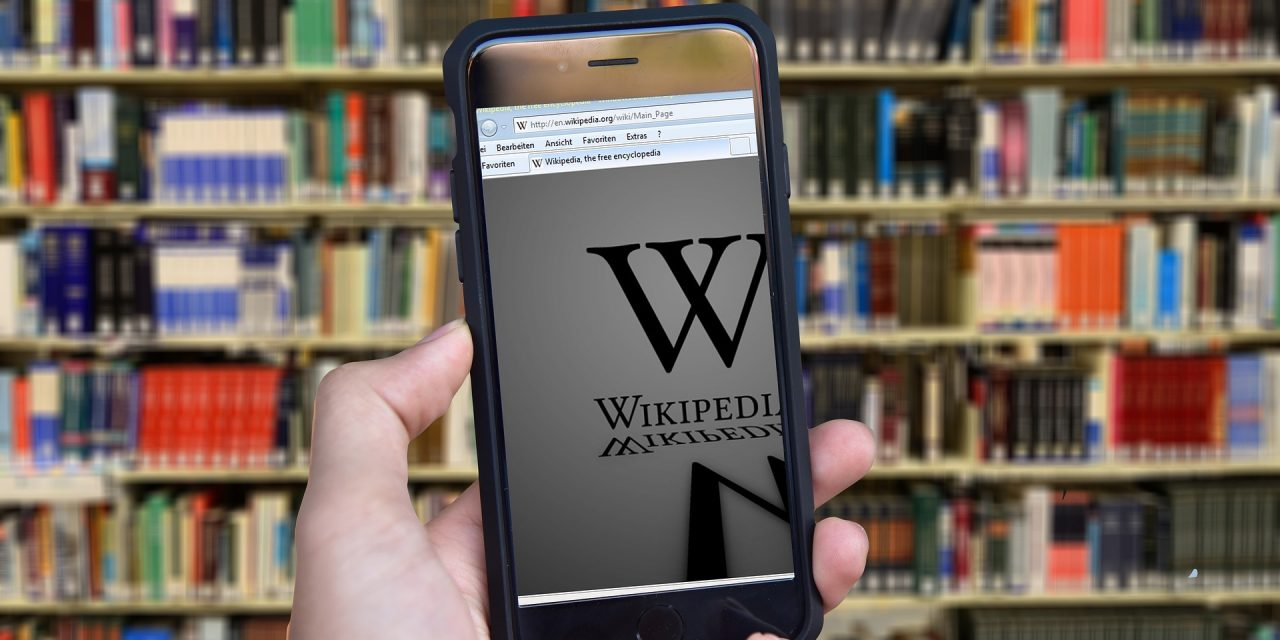Indicios ideológicos en Wikipedia