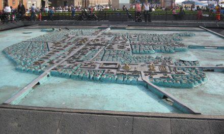 Fundación, ascenso y caída de la gran Tenochtitlan