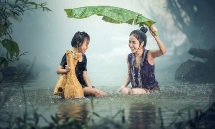 La lluvia como bendición