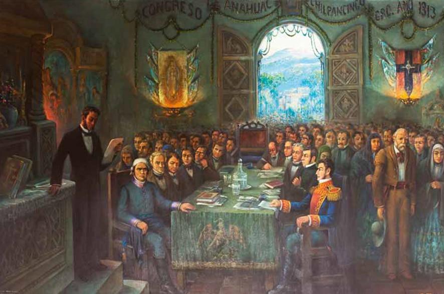 El catolicismo, alma de México