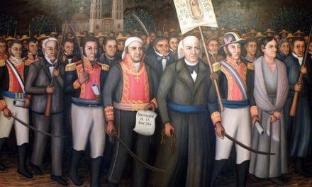 Sacerdotes dirigieron la lucha en sus primeras fases