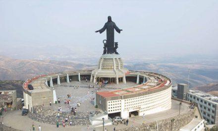 ¿Qué tan difícil podía ser levantar un monumento a Cristo?