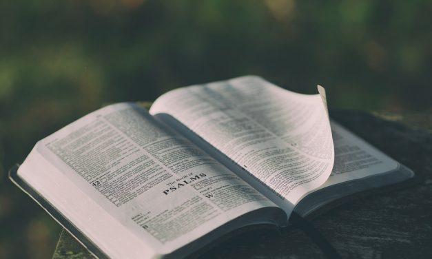 Ese regalo divino que llamamos «Biblia»