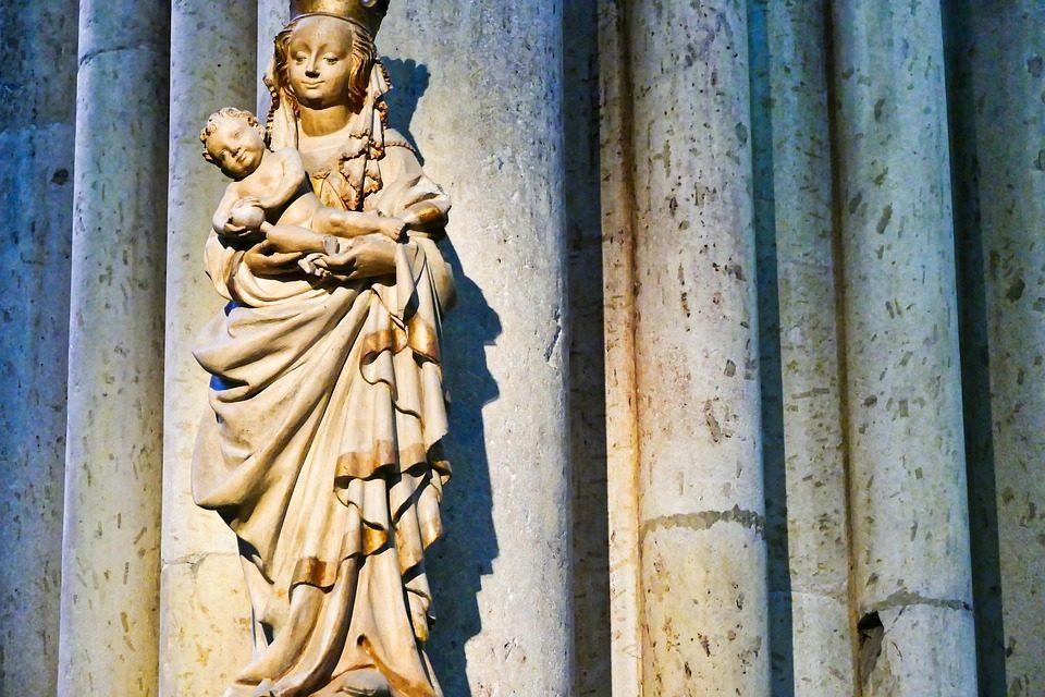 Nacimiento de la Virgen María