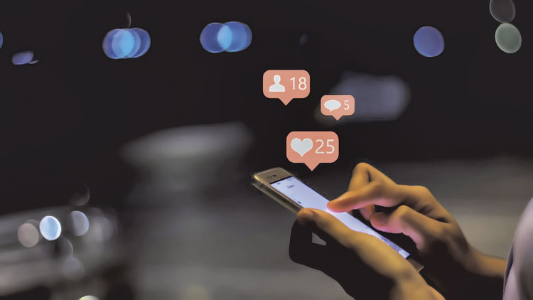 La invisibilidad en tiempos de redes sociales