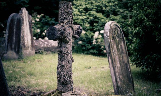 """El día de la """"santa"""" muerte"""