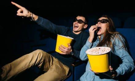 Los cinco beneficios de ver una buena película