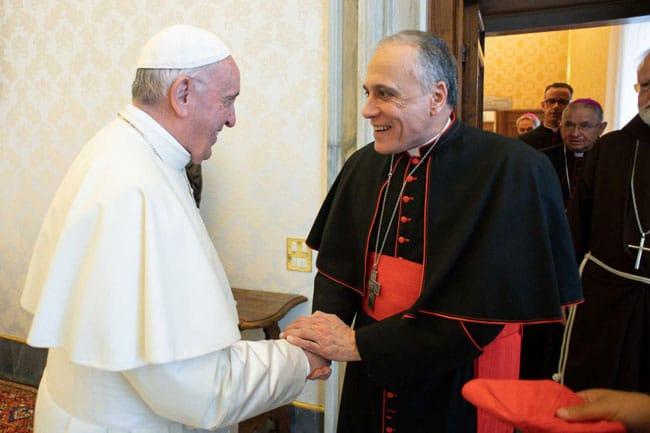 Los obispos estadounidenses apoyan sin dudar el proyecto de Francisco