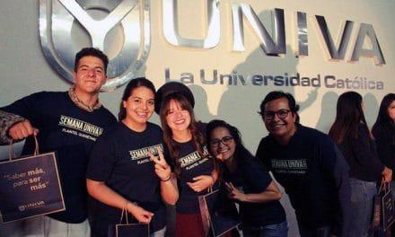 UNIVA abre sus puertas a policías y a sus hijos
