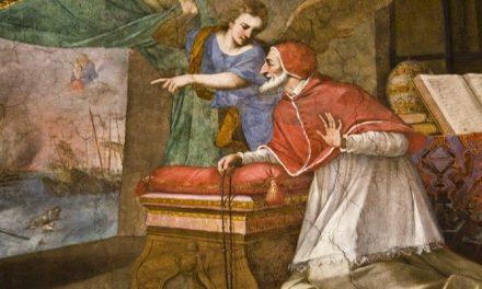 Ante la desesperada situación de los cristianos, el genial plan de un Papa