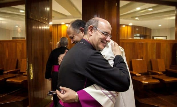 Posaderos y emisarios, los nuevos rostros de la Basílica de Guadalupe