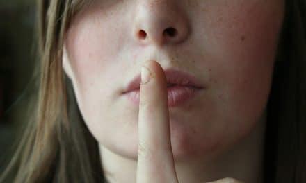 ¡Silencio, por favor!