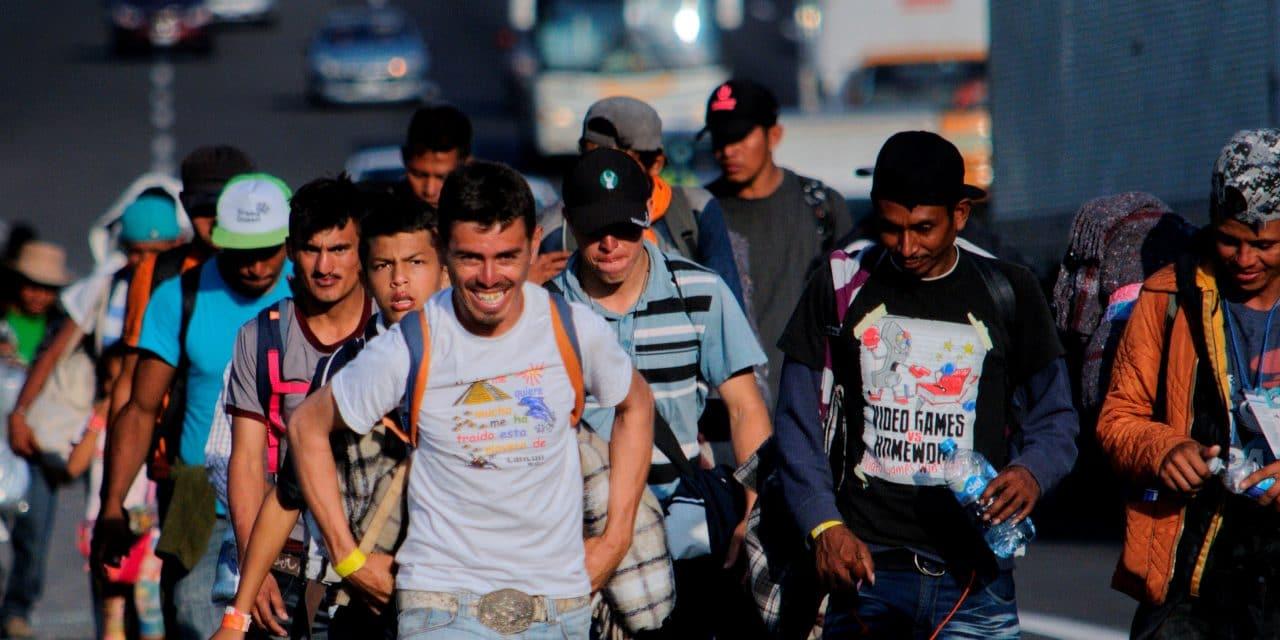 Caravana migrante, ¿enemigos?