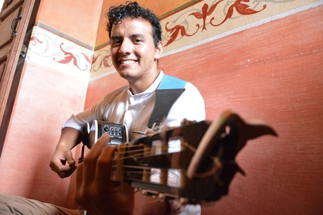 «Tengo un acuerdo con Dios: ser un músico católico»