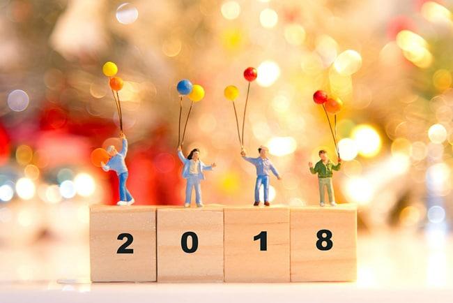 ¡Adiós año viejo!