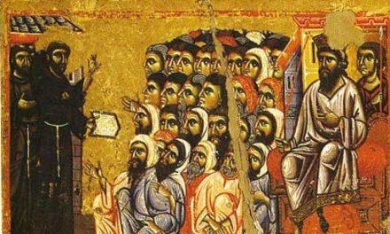 Las motivaciones de san Francisco para ir a Medio Oriente, narradas por san Buenaventura