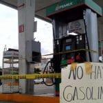 ¿Gasolina cara y escasa?