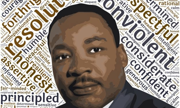 ¿Quién fue Martin Luther King?
