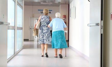 Sé paciente con tus padres ancianos