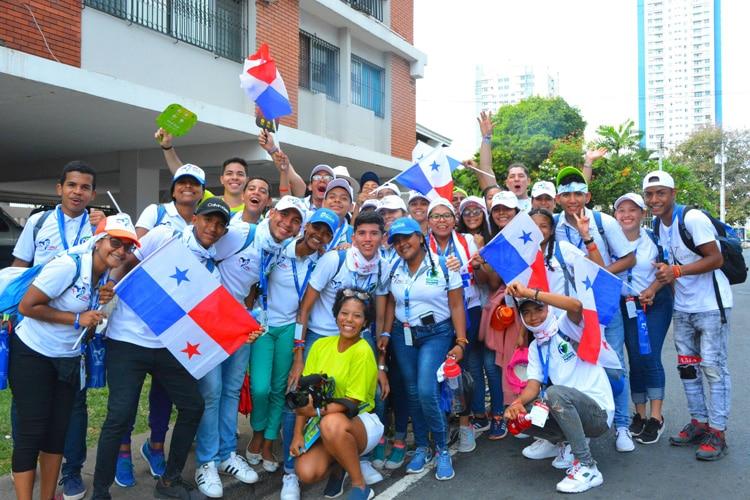 Gracias, Panamá